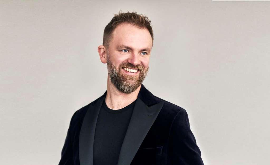 Tomas Djupsjöbacka, kuvaaja Elina Simonen