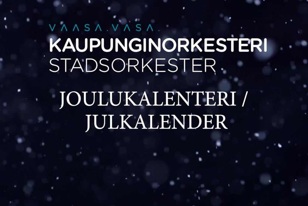 Joulukalenteri_orkesteri