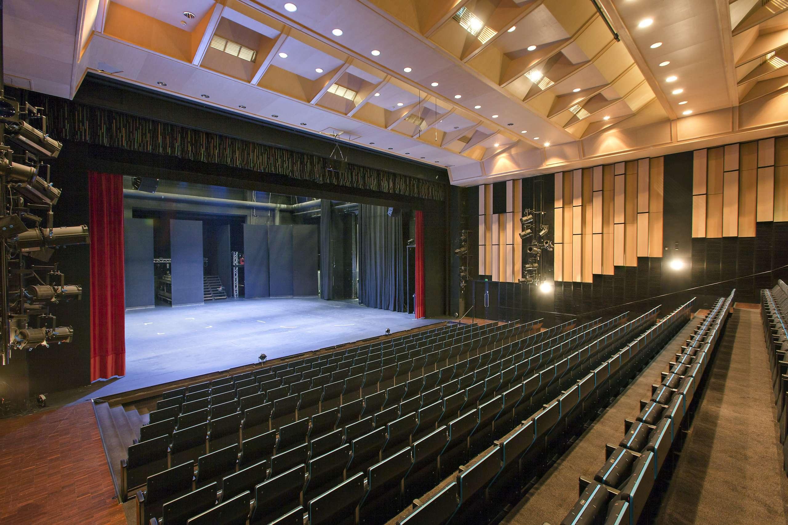 Romeo-näyttämö | Vaasan kaupunginteatteri