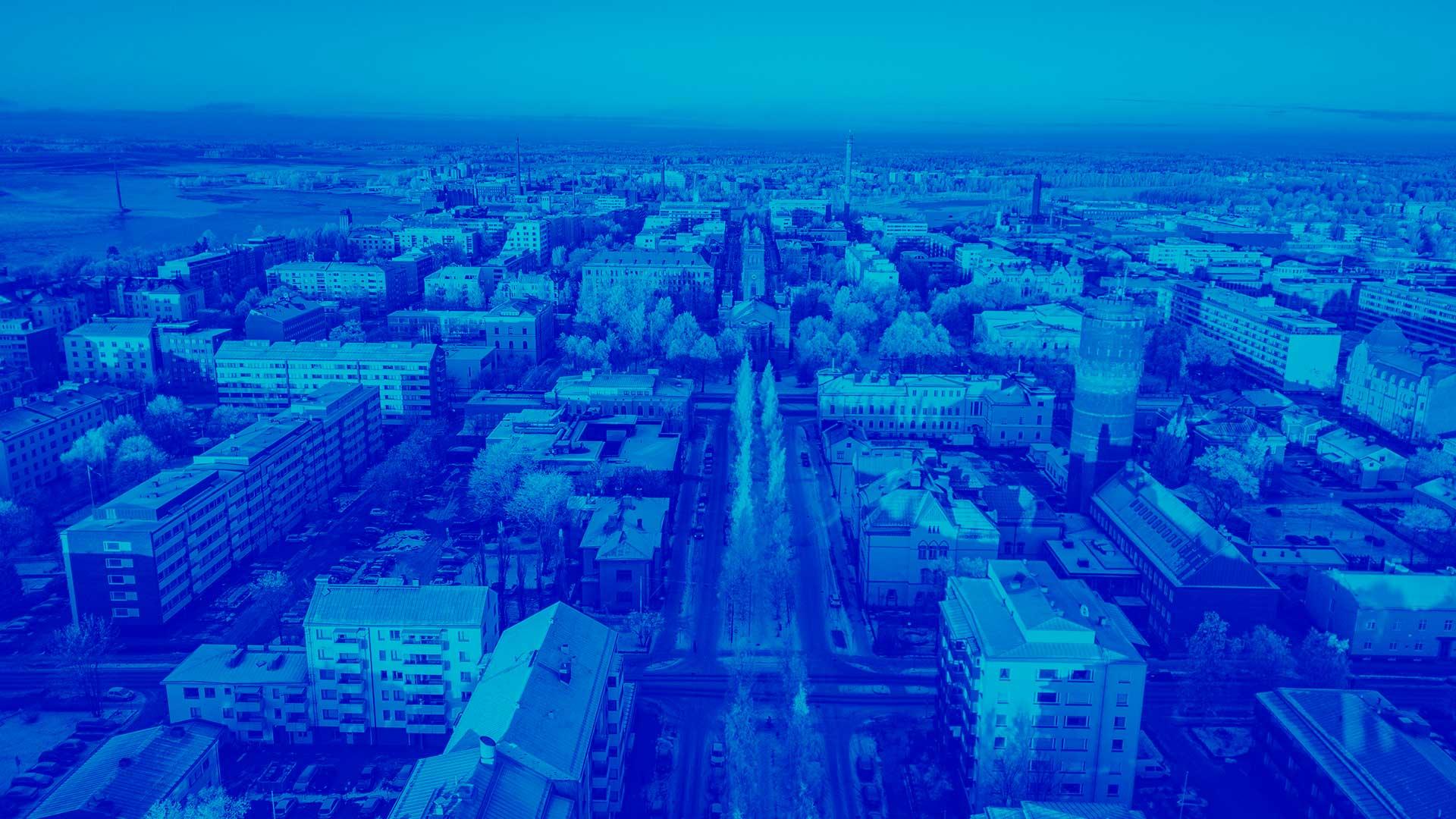 Vasa världens lyckligaste stad
