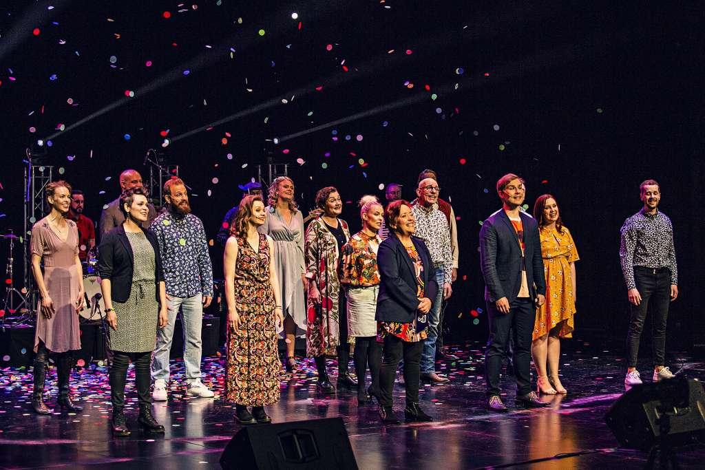 Äitienpäiväkonsertti 2021 | Vaasan kaupunginteatteri
