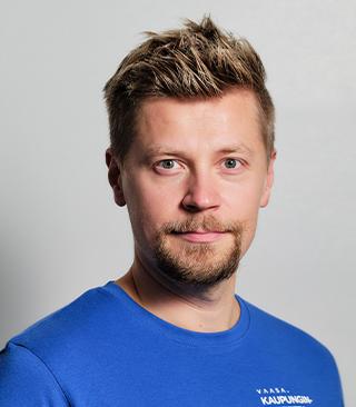 Juho Lindström | Vaasan kaupunginteatteri