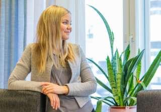 Palveluyksikönjohtaja Jaana Kurki
